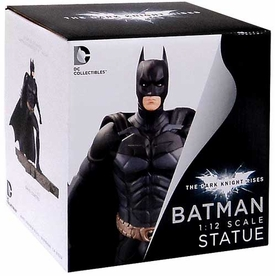 DC Direct The Dark Knight Rises 1/12 Scale Statue Batman