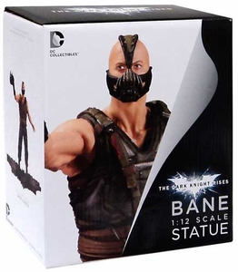 DC Direct The Dark Knight Rises 1/12 Scale Statue Bane