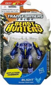 Transformers Prime Beast Hunters Legion Action Figure Blight [Savage Destroyer]