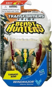 Transformers Prime Beast Hunters Legion Action Figure Windrazor [Inferno Stormer]