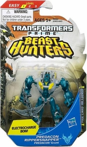 Transformers Prime Beast Hunters Legion Action Figure Rippersnapper [Predacon Grunt]