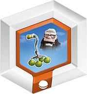 Disney Infinity Series 1 Power Disc Carl Fredricksen's Cane [9 of 20]