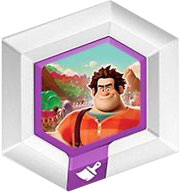 Disney Infinity Series 1 Power Disc King Candy's Dessert Toppings [10 of 20]