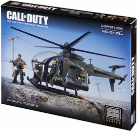 Call of Duty Mega Bloks Set #06816 Chopper Strike