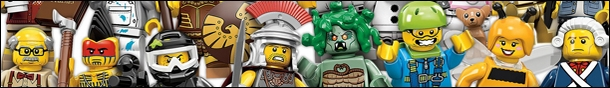 LEGO LOOSE MiniFigures Series 1-11 & Movie Series