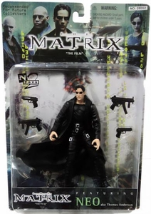 N2 Toys Matrix Action Figure Neo