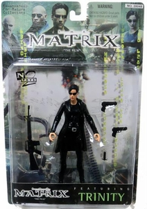 N2 Toys Matrix Action Figure Trinity