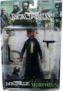 N2 Toys Matrix Action Figure Morpheus