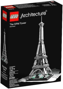 LEGO Architecture Set #21019 The Eiffel Tower