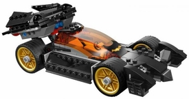 LEGO DC Comics Super Heroes LOOSE Vehicle Sleek Batmobile