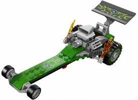 LEGO DC Comics Super Heroes LOOSE Vehicle Riddler's Dragster