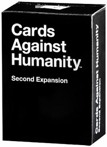 Party Game Cards Against Humanity Second Expansion
