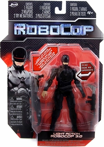 Robocop Jada Toys 6 Inch Action Figure Light Up Robocop 3.0
