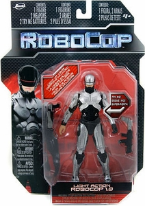 Robocop Jada Toys 6 Inch Action Figure Light Up Robocop 1.0 New!