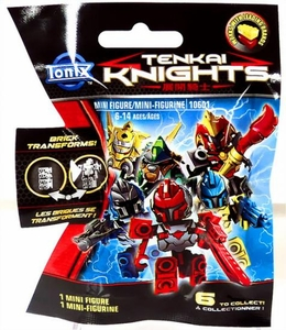 Tenkai Knights #10601 Series 1 Mystery Pack [1 Random Figure]