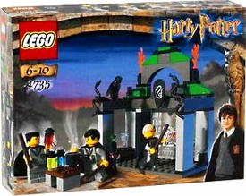 LEGO Harry Potter and the Chamber of Secrets Set #4735 Slytherin