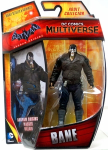 DC Comics Multiverse 4 Inch Action Figure Bane [Arkham Origins]