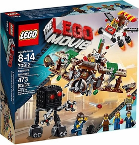 LEGO The Movie Set #70812 Creative Ambush