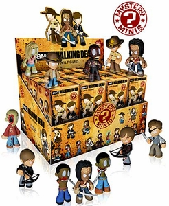 Funko Walking Dead Series 2 Mini Vinyl Figure Mystery Box [24 Packs]