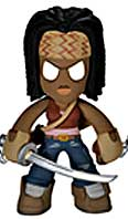 Funko Walking Dead Series 2 Mystery Mini Vinyl Figure Michonne
