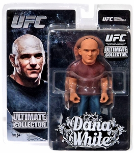 Round 5 UFC Ultimate Collector Series 14 Action Figure Dana White