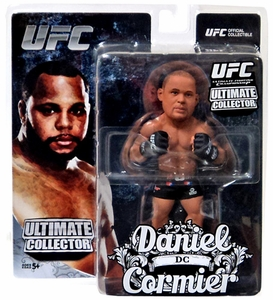 Round 5 UFC Ultimate Collector Series 14 Action Figure Daniel Cormier