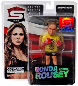 Round 5 UFC Ultimate Collector Series 14 LIMITED EDITION Action Figure Ronda Rousey [Strikeforce Edition]