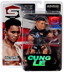 Round 5 UFC Ultimate Collector Series 14 LIMITED EDITION Action Figure Cung Le [Strikeforce Edition]
