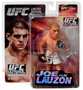 Round 5 UFC Ultimate Collector Series 14.5 LIMITED EDITION Action Figure Joe Lauzon Only 1,000 Made!