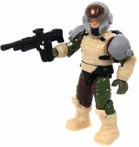 Halo Wars Mega Bloks LOOSE Mini Figure UNSC Suburban Marine with DMR