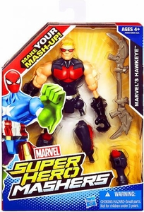 Marvel Super Hero Mashers Action Figure Hawkeye