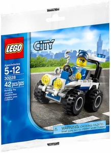 LEGO City Set #30228 Police ATV [Bagged]