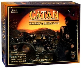 Mayfair Games Catan Traders & Barbarians Board Game Expansion