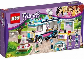 LEGO Friends Exclusive Set #41056 Heartlake News Van