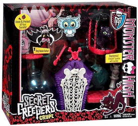 Monster High Playset Secret Creepers Crypt