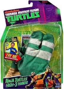 Nickelodeon Teenage Mutant Ninja Turtles High-3 Hands [Motion-Activated Ninja Sounds!]