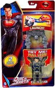 Man of Steel Movie Quick Shots Krypton Clash Superman