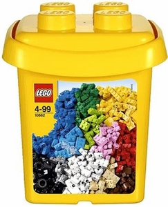 LEGO Creative Set #10662 Yellow Bucket
