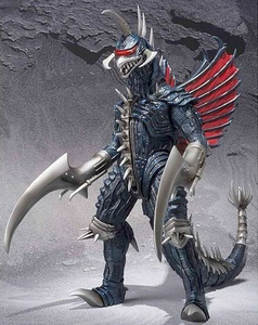 Godzilla Bandai S.H. Monsterarts Action Figure Gigan [Final Wars] Pre-Order ships April