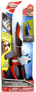 Power Rangers Super Megaforce Deluxe Super Mega Saber