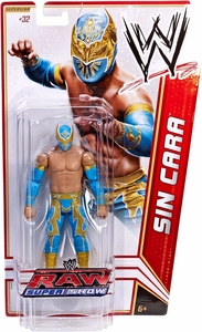 Mattel WWE Wrestling Basic Series 18 Action Figure #32 Sin Cara