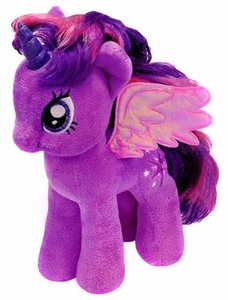 My Little Pony Ty Beanie Baby Twilight Sparkle Pre-Order ships April