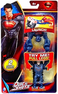 Man of Steel Movie Quick Shots Flyin Fury General Zod