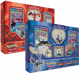 Pokemon Card Game Set of Both XY Collections [Xerneas & Yveltal]