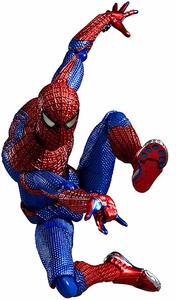 Amazing Spider-Man Movie Figma 6 Inch Action Figure Spider-Man New!