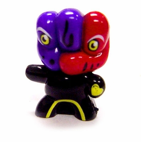 Crazy Bones Gogo's Series 1 LOOSE Single Figure #38 MOST WANTED Fist