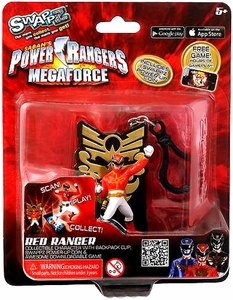 Power Rangers Megaforce Swappz Red Ranger & Coin