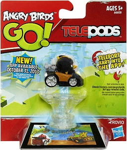 Angry Birds GO! Telepods Kart Series 1 Black Bird