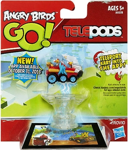 Angry Birds GO! Telepods Kart Series 1 Blue Bird
