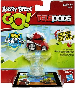 Angry Birds GO! Telepods Kart Series 1 Red Bird